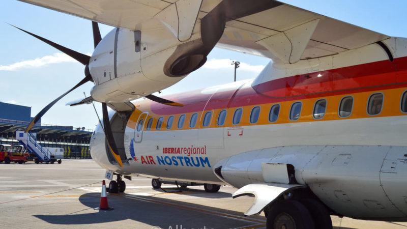 Del Fokker 50 de Air Nostrum al Airbus 321 de Wizzair. Todo un cambio para el Seve Ballesteros-Santander